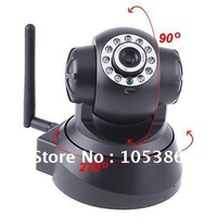 2012 Hot sale IP \network camera wifi monitor camera