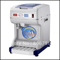 Free Shipping Automatic Commercial Ice Shaver With 180W Power and Crush Capacity: 45kg / h