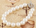 New  arrival !  Fashion  pearl bead  bracelet .   24pcs /lot. Free shipping!