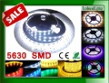 super high brightness 5630 led tape strip 300 leds 5m NON waterproof