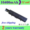 HOT+High quality + new 12 Cell Laptop battery for DELL Inspiron 1525 1526 1545 1440 1750  black long life+gift