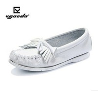Women fashion pregnant women's mom leather casual sexy flat shoes shoes for woman ,free fast shipping
