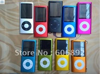free shipping 5th Mp4 Player 1.3mp Camera MP3 MP4 5th Generation REAL 2GB-8GB Free shipping