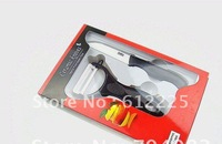 FREE SHIPPING YARCH,Ceramic Knife ,2PCS/set ,3 inch knife+peeler with color box, Ceramic Knife sets , CE FDA certified 20SET/LOT