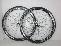 Free shipping! Top quality colnago EPS SKF 3k weave Tubular/Clincher carbon wheels / Wheelset 50mm include hubs