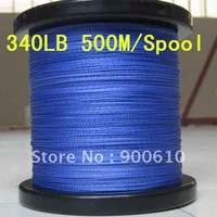 Super Strong 100% UHMWPE 8-Braid Fishing Line 340LB 1.2MM 500M/Reel Free Shipping