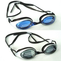 Free shipping-swimming goggles/swimming glasses/Antifogging glasses for adult  Free shipping
