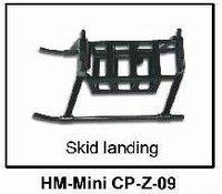 Walkera Mini CP Parts Skid landing HM-Mini CP-Z-09