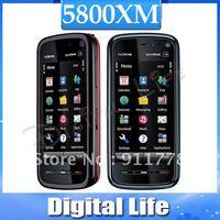 Unlocked Original Nokia 5800 XpressMusic 3G WIFI 3.15MP Camera mobile phone wholesale