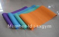 6mm colourful PVC Yoga Mat/Yoga Mat