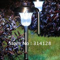 Solar outdoor light Solar LED plug light LED garden lights solar lawn lamp 2PCS
