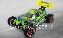 Christmas Gift HSP 94107PRO RTR 1/10 XSTR Off-Road Electricity Buggy 4WD brushless ESC/Motor RC Car(China (Mainland))