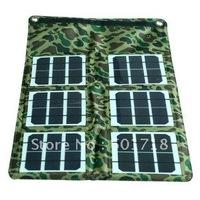 Sample,High efficiency solar panel/18W Solar folding outdoor laptop charging bag/Mobile power
