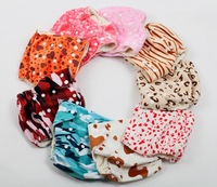 Bamboo of inner Beautiful colour Diapers Beathable Cloth Diaper,Printed Cloth Diaper