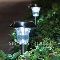 LED Outdoor Lights Solar LED insert lights landscape garden lights