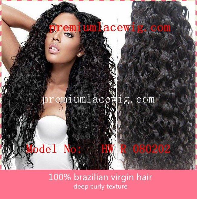 Wet N Wavy Brazilian Weave 100