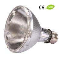 70W E27 PAR30 METAL HALIDE LAMP 3000/4000/5000/6000K 4 COLOR TEMPS,10/40D 2 ANGLES FOR CHOOSING,1PCS/LOT FAST DELIVERY