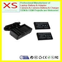 2x Battery+Charger for RICOH Caplio 300G 400G G4 RR10 RR30 G3 DB40 DB-40