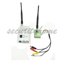 09-1.2G 8CH 400mWireless transmitter & Receiver Kit for Security Cam