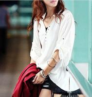 Женские толстовки и Кофты 2012 hot sale women's clothing long-sleeve outerwear hooded sweatshirt 3 colors Retail/ T463