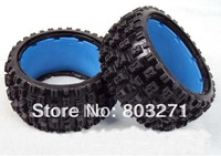 Free Shipping-New baja 5b tyre without inner foams, Rear (2pcs)