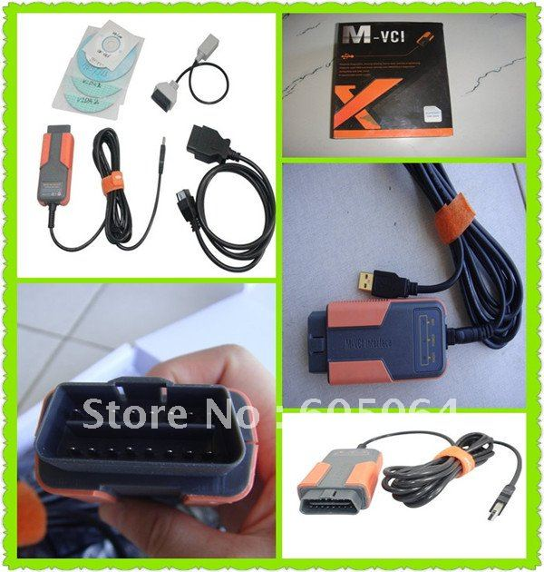 Newest 2012 MVCI diagnostic tool for toyota tis hotselling for best price and timely aftersale service(Hong Kong)