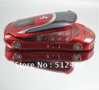 Mini Car  Phone W8 with 1.3MP Camera Bluetooth FM Radio MP3 MP4  Eight Colors + Free shipping