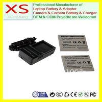 2x Battery+Charger for BENQ DLI-102 DLI102 DLI-215 DLI215 DC E510 E600 E1020 X600 E605 E1040 E1240 E800 X700