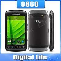 9860 Original Unlocked BlackBerry Torch 9860 Mobile Phone WIFI GPS 3G Touch Screen