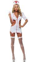 The sexy lingerie female nurse uniform temptation nightclub, public relations under sauna clothes little nurse even body take