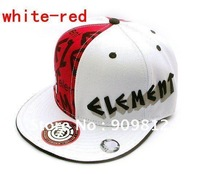 Free Shipping Skateboard letters embroidery Hip-hop cap, Truck hat, Sport caps, Flat brimmed hats, 2 color