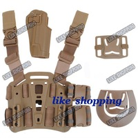 tactical CQC Holster & Plateform for 1911 Tan(CQC-HP-TAN)