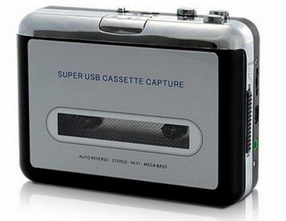 Cassette Tape Converter To Digital