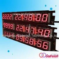 days date led digital timer