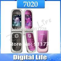 Nokia 7020 Free Shipping Original Nokia 7020 2MP Camera unlocked mobile phone