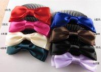 free shipping fashion Korea hair accessories headwear haercomb hairpin flowers barrerres hair clip bow styling