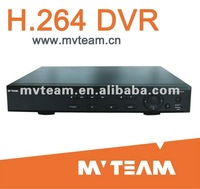 New Arrival!! H.264 Network DVR With Digital Zoom Function to United States