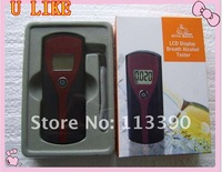 Free shipping Semiconductor alcohol sensor Breath Alcohol Tester high quality
