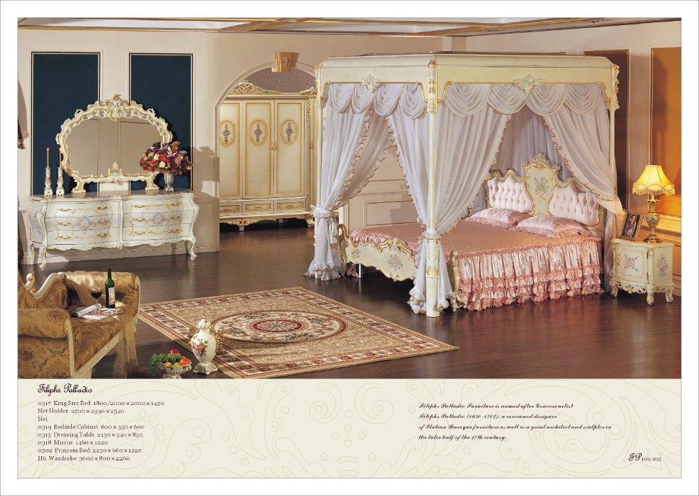 Franse Slaapkamer Meubels : Antique Bedroom Furniture Sets