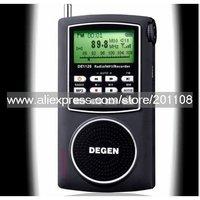 B246A DEGEN DE1126 4GB DSP RADIO MP3 DIGITAL RECORDER