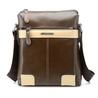 100% PU+Leather Casual Men Bag,2012 New Style Shoulder Bag,Best quality Free Shipping Men Bag(ZPS8645-25)