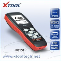 Xtool PS150 Auto Oil Reset Tool with new version