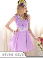 Женское платье 7 DAYS Bowtie WL040705RD