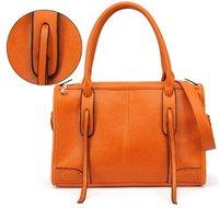 SH189 Promotion Lady's Fashion PU Leather Bags shoulder Handbag messenger bag Free Shipping 2 colors