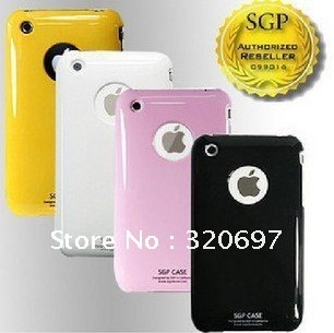 Free Shipping!New Arrival! Ultra Thin High Case for iPhone3G/3GS MOQ:1PCS