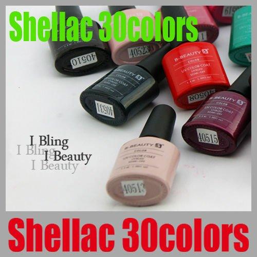 Shellac Nail Kits Home@^*