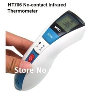 Non-Contact!!! Infrared Thermometer HT706(Distance 3~5cm),Flexible Clinical Digital Thermometer HT706