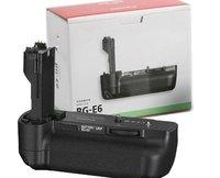 Multi-Power Battery Pack Grip For Canon BG-E6 EOS 5D Mark II LP-E6