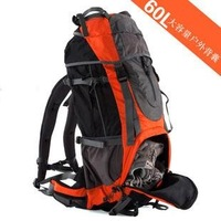 Free shipping.prefect backpack.New brand.camping,60L.great big bag
