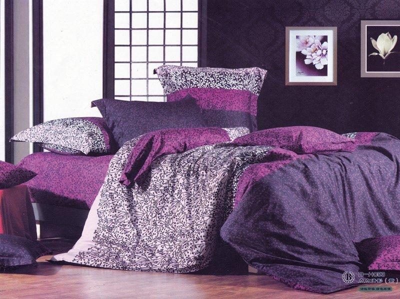 Purple King Size Comforter Sets
